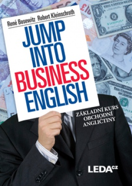 Obálka k Jump into Business English